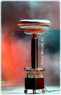 Катушка тесла Tesla-FX DR3
